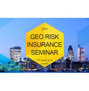 Putting the Geo into Insurance - GeoRisk 2018