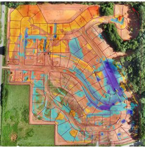 Drone Surveying Software Simplifies Workflow for Earthworks Monitoring at Construction Sites
