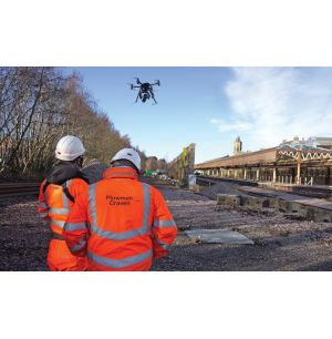 Plowman Craven Awarded Network Rail UAV Contract