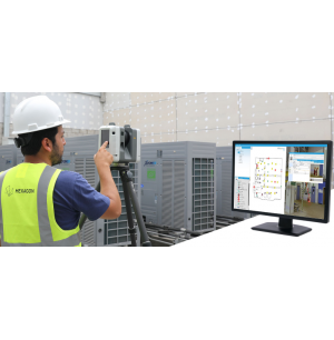 Leica Geosystems and Geomap Support Digitizing Facility Management