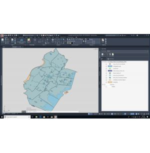 Latest News and New Features for the AutoCAD Map 3D Toolset