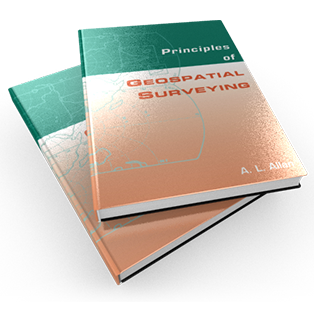 Cover book Principles of Geospatial Surveying
