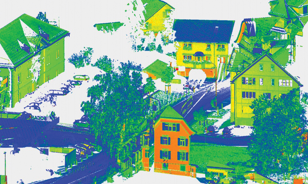 Mobile Laser Scanning Point Clouds